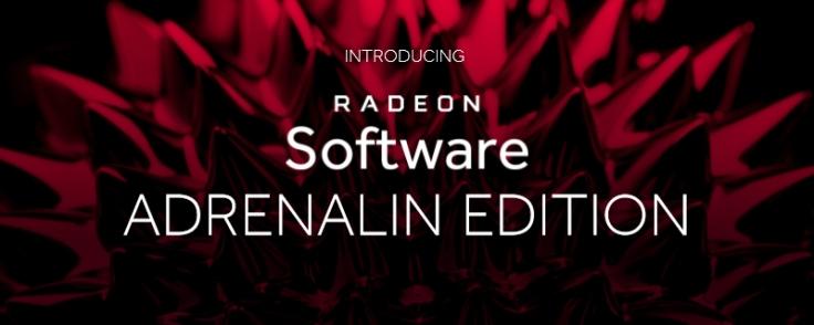 AMD Adrenalin-Driver