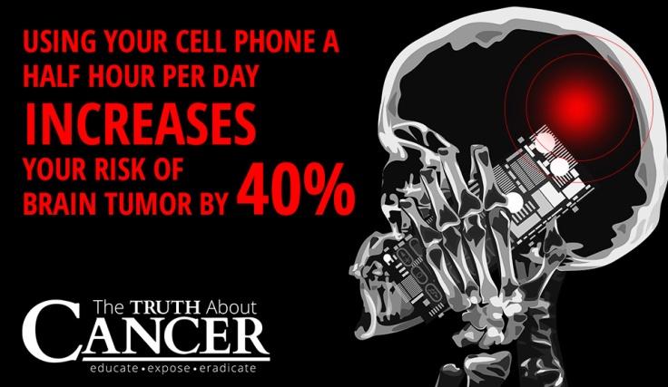 brain-tumoer-cell-phone