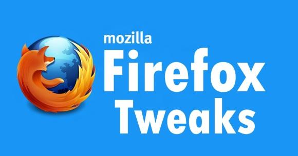 Mozilla-Firefox-Tweaks