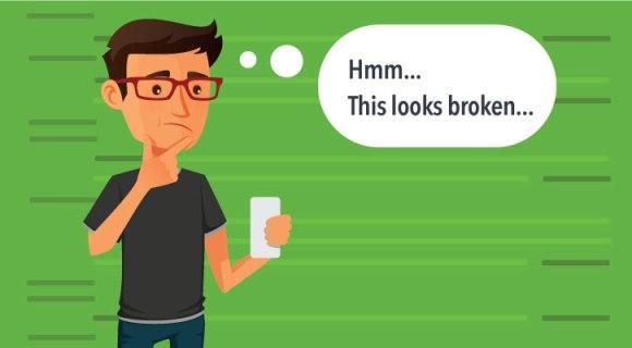 eMail broken