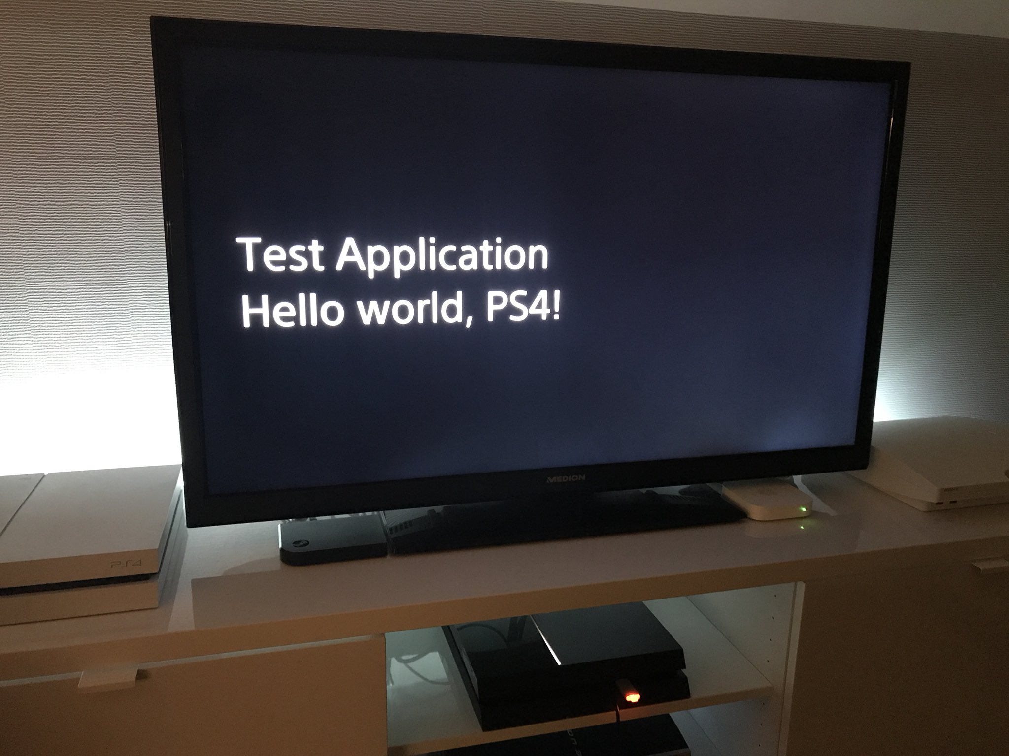 Installing and running our first ever PS4 homebrew application 4