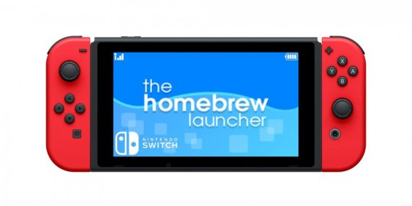 Nintendo Switch Homebrew Launcher