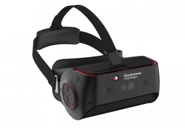 Snapdragon 845-powered VR headset