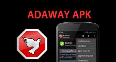 AdAway v3 3-180307 for Android – CK's Technology News