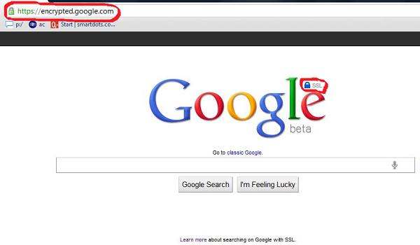 encrypted-Google