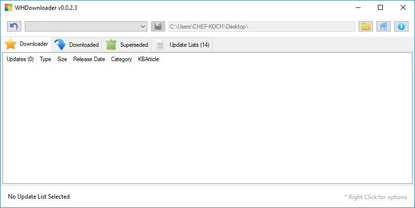 WHDownloader v0.0.2.3
