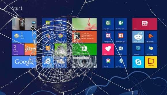Windows broken Apps