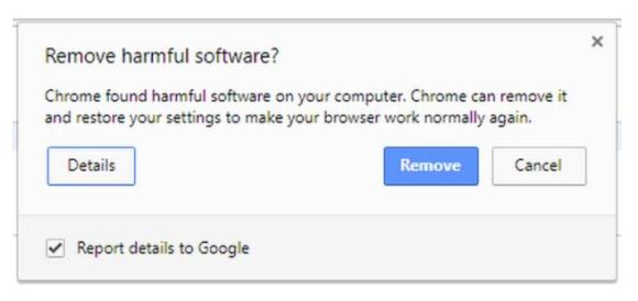Google Removal Tool