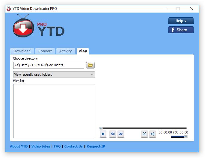 YTD Pro Play