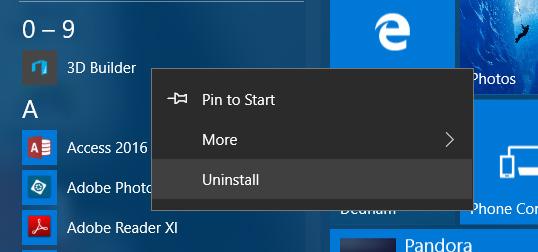 uninstall-menu
